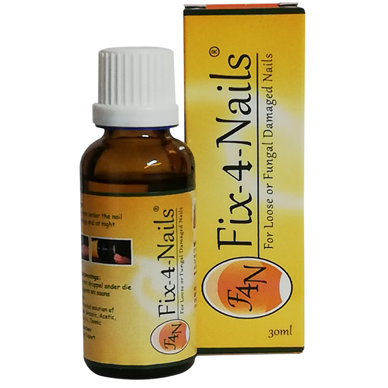 Fix 4 Nails - nail fungus treatment